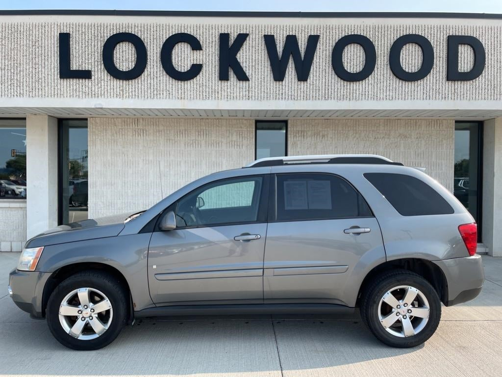 Used 2006 Pontiac Torrent  with VIN 2CKDL73F266117279 for sale in Marshall, Minnesota