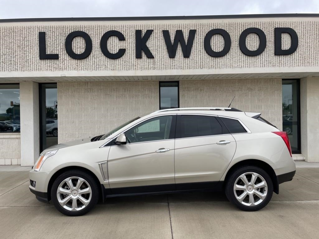 Used 2014 Cadillac SRX Premium Collection with VIN 3GYFNDE31ES580245 for sale in Marshall, Minnesota